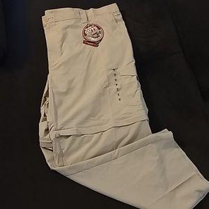 1ec4ea4d6db Columbia PFG Blood and Guts III Convertible pants